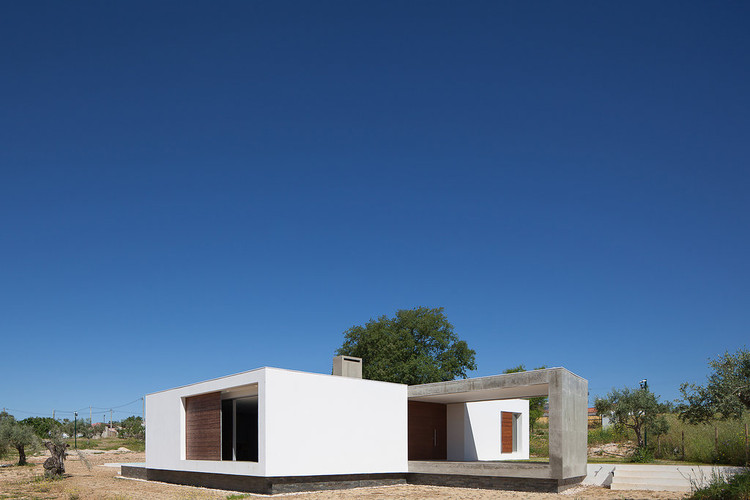 Casa do Anel / CSAA, © José Campos