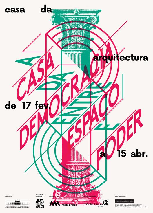 """Exposição """"A Casa da Democracia: entre Espaço e Poder"""" na Casa da Arquitectura, Como se cruzam a transformação arquitetónica do Palácio de São Bento e a evolução política de Portugal/noradesign"""