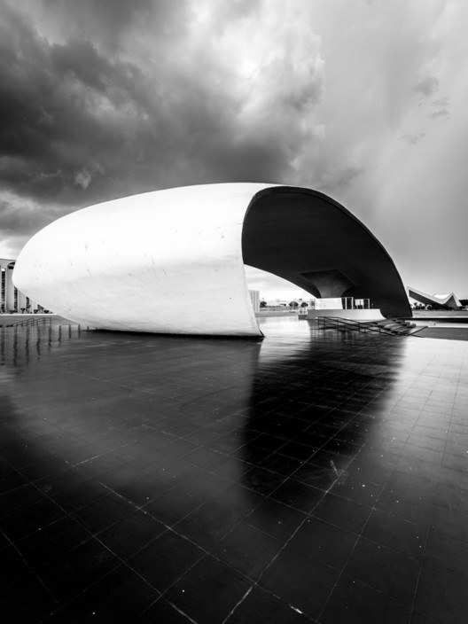 Acoustic Shell of Brasília / Oscar Niemeyer. Image © Gonzalo Viramonte