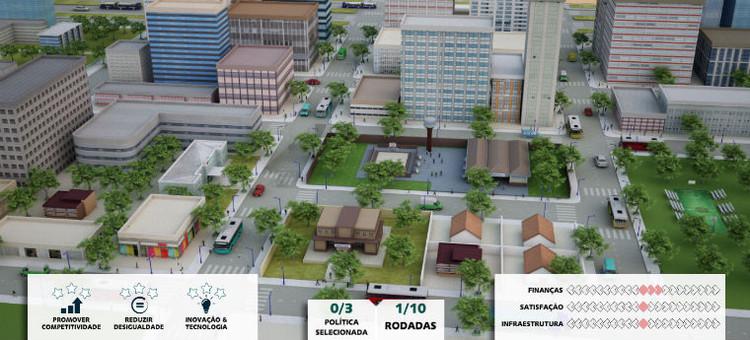 Cidade em Jogo: aplicativo coloca alunos para administrar cidades e discutir política urbana, Crédito da imagem: reprodução