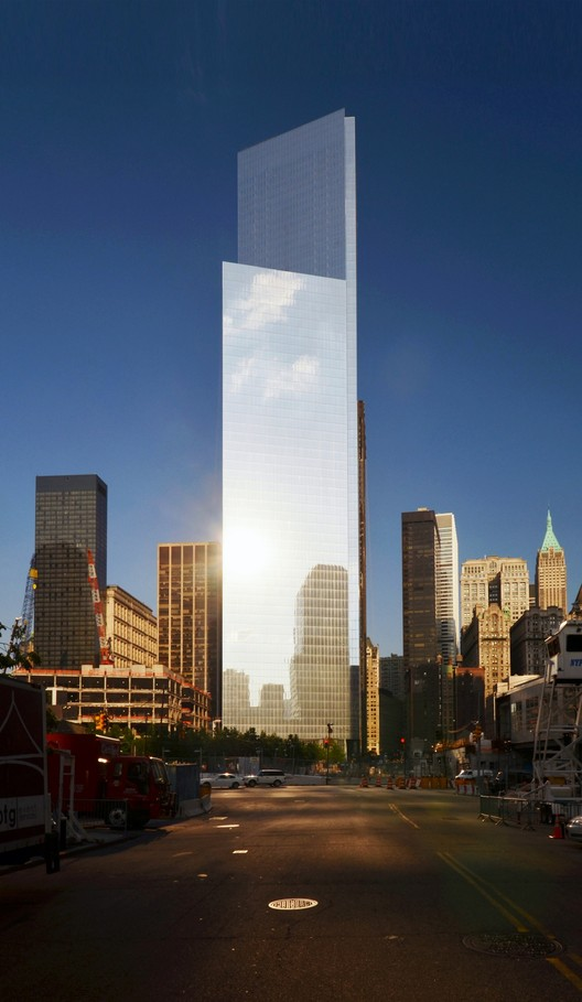 4 World Trade Center. Image © Tectonic