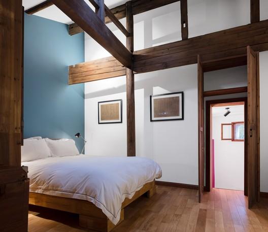 Bedroom. Image © Marc Goodwin