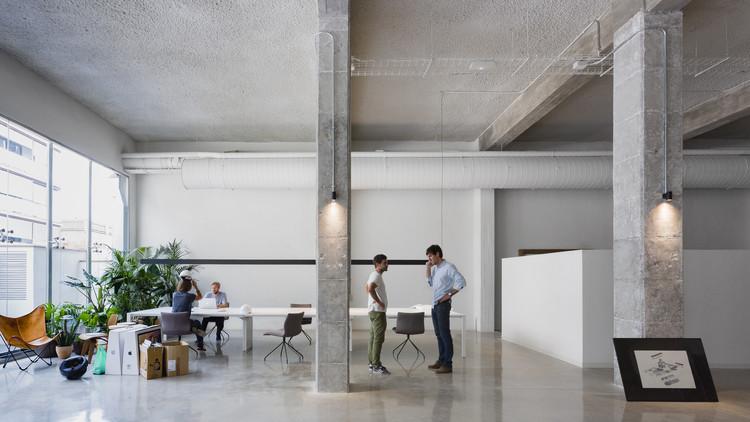 Escritórios de arquitetura de Barcelona, pelas lentes de Marc Goodwin, MESURA