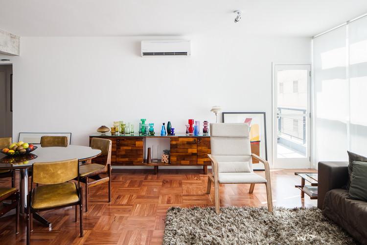 Apartamento Higienópolis / Jamelo Arquitetura, © Vivi Spaco