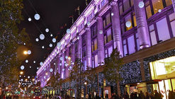 Competition: Oxford Street Christmas Illuminations