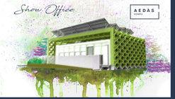 Concurso de ideas para el diseño del show office de Aedas Homes