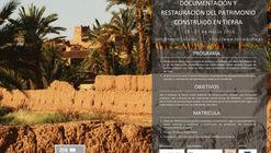 Taller 'Documentación y restauración del patrimonio construido en tierra'