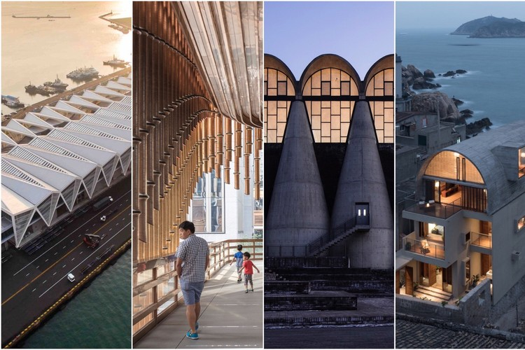 The Best Chinese Architecture of 2017, ArchDaily China's Best Projects of 2017