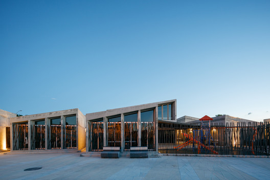 Celaya Community Center / SPRB arquitectos
