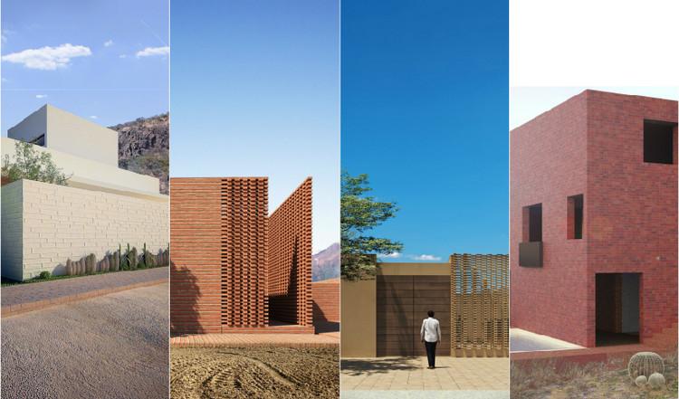 Conoce los mejores proyectos finales del Tercer Taller de Diseño Arquitectónico 'Vivienda Unifamiliar' por Cota Paredes Arquitectos