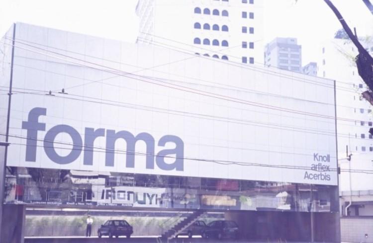 A arquitetura das lojas de Design: espaço, objeto e expectador, Loja Forma / Paulo Mendes da Rocha. Image<a href='http://arquigrafia.org.br/photos/8070'>© Ruth Verde Zein via Arquigrafia </a> Licença CC BY-NC-SA 3.0
