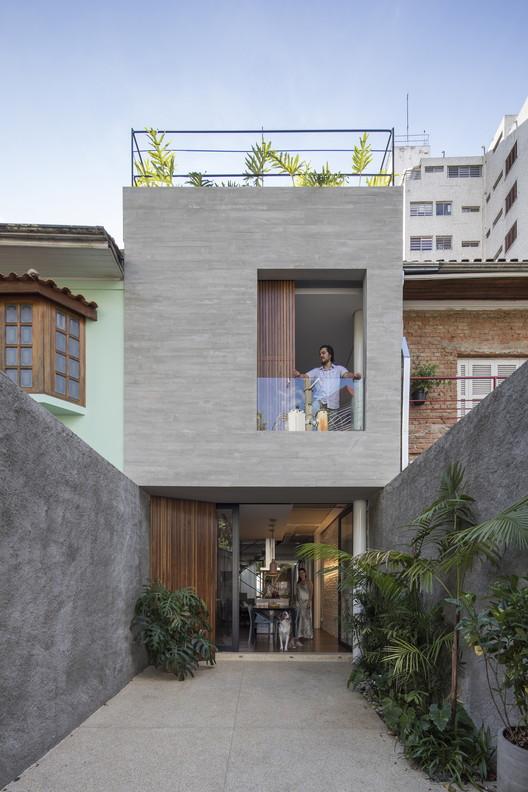 Casa Pirajá / Estúdio BRA, © Maíra Acayaba