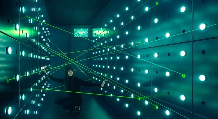 Adjaye Associates' Interactive SPYSCAPE Museum Opens in New York City, Photograph by Scott Frances. Courtesy of SPYSCAPE