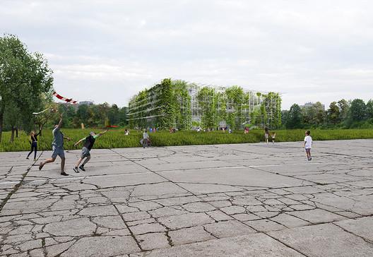 Courtesy of OVO Grąbczewscy Architekci