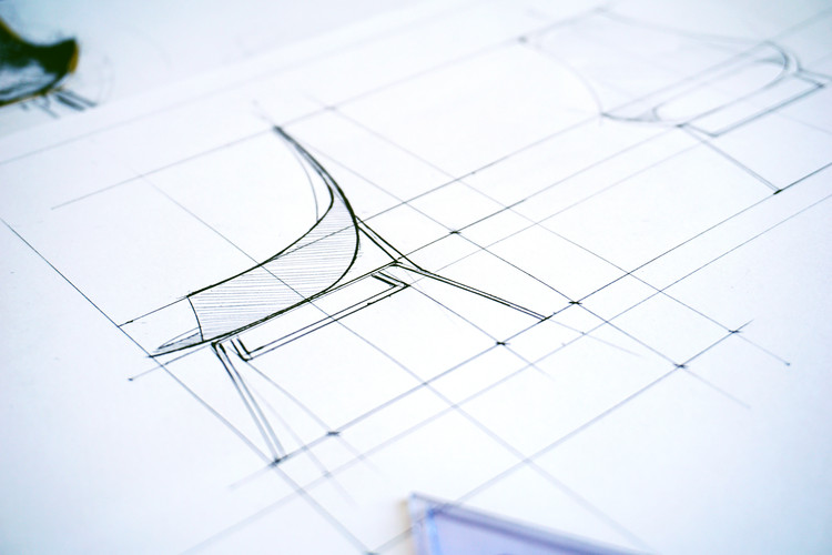 Drawing Lines In Office : Drawing tag archdaily