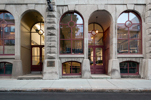 Polycor Office / Hatem+D architecture / Etienne Bernier Architecte