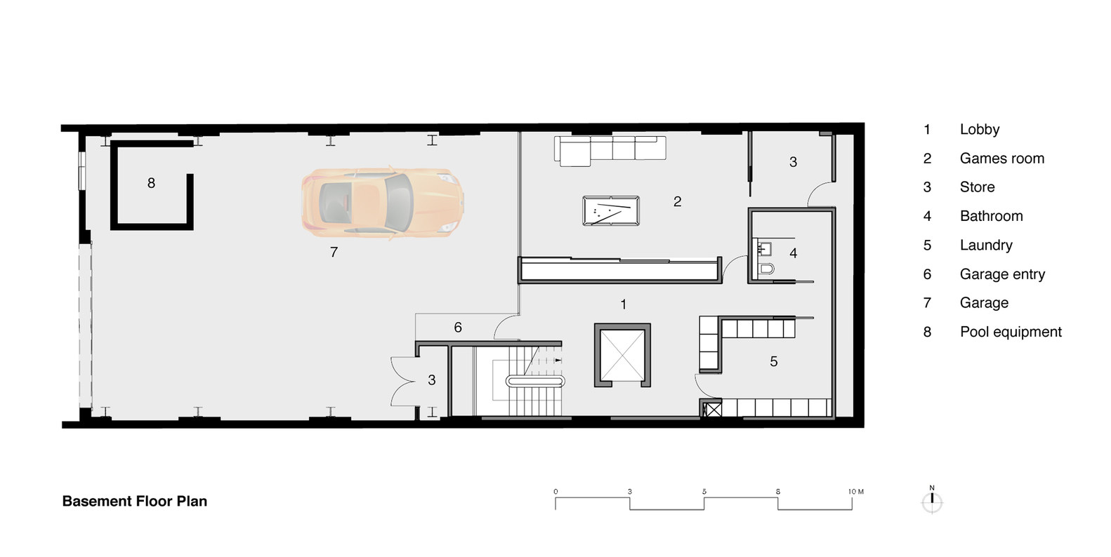 Gallery Of W House Mck Architects 23