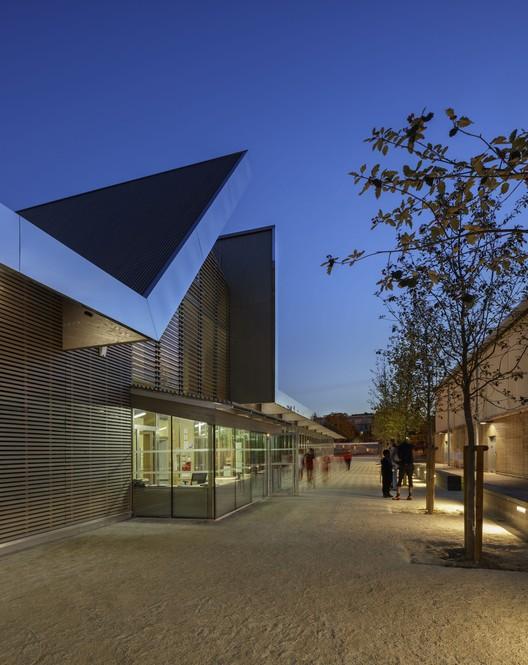 L'ATALANTE / KOZ architectes, © Cécile SEPTET