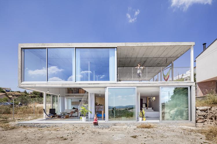 Calders House / narch, © Adrià Goula