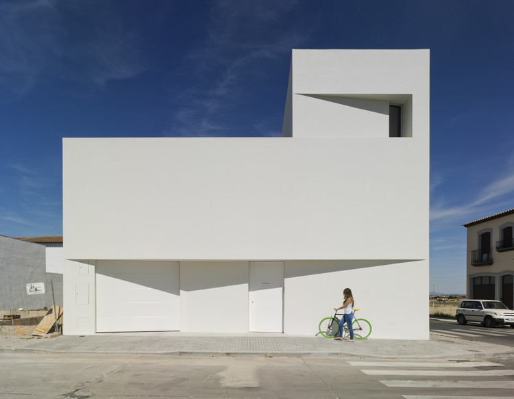Casa Lopera / David Ruiz Molina, © David Frutos