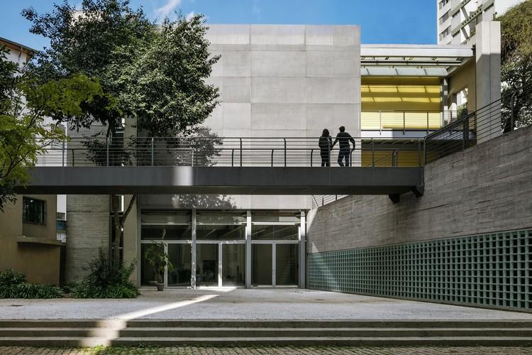 Centro Universitário Maria Antônia / UNA Arquitetos, © Nelson Kon