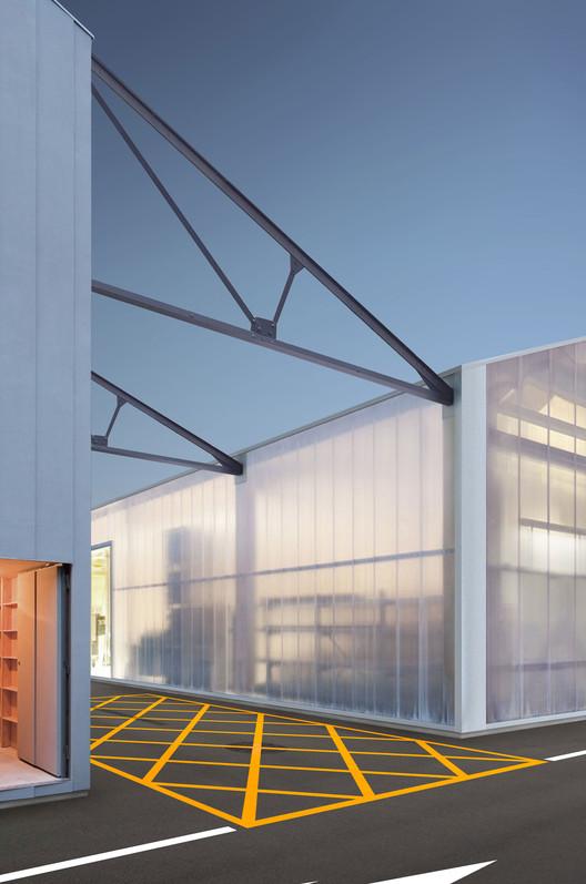 Fábrica Puigneró, una alternativa para intervenir zonas industriales obsoletas en España, Cortesía de Santi Julià Xercavins + Bernat Pedro Planas