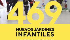 Presentación del libro '469 nuevos jardines infantiles: arquitectura innovadora para educación de calidad'