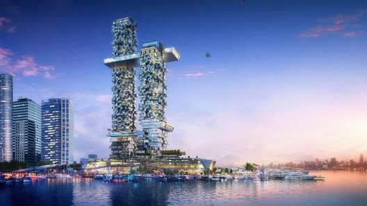 via Humphreys & Partners Architects