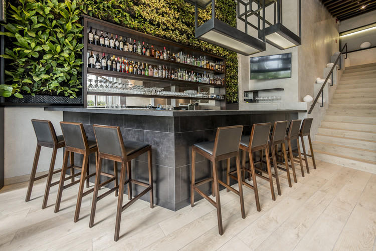 TOSHi Nikkei Restaurant / Palacio Arquitectos, © Renzo Rebagliati