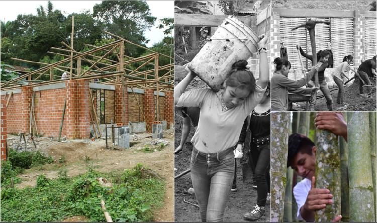 Apoya la iniciativa de Comunal Taller de Arquitectura: 'Escuela Rural Productiva', arquitectura por y para todos
