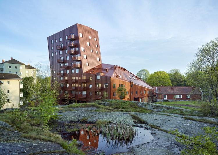 Putsegården / what! arkitektur, © Ulf Celander
