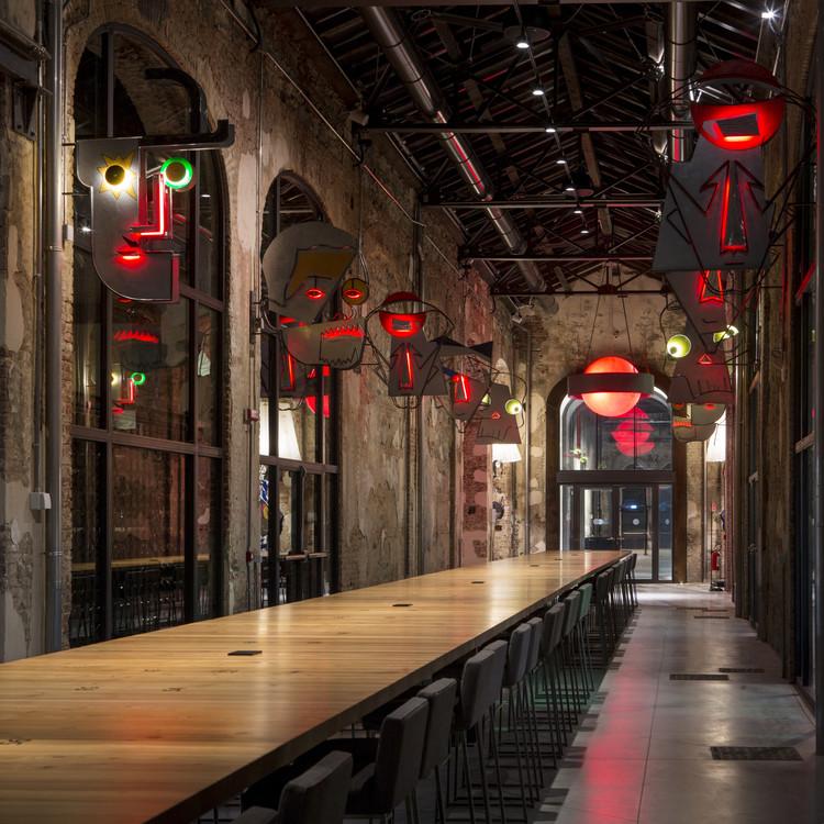SNODO / Gruppo Building + Boffa Petrone & Partners, © Piero Ottaviano