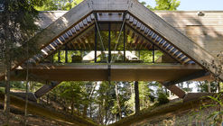 Bridge House / LLAMA urban design