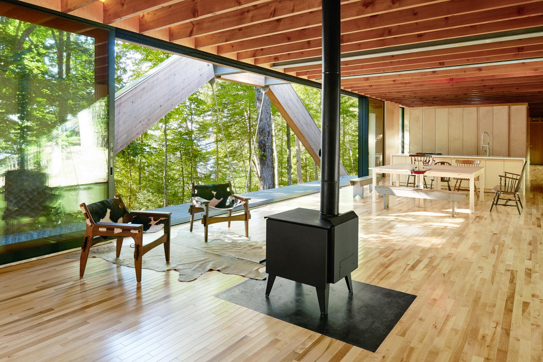 Gallery of Bridge House / LLAMA urban design - 4