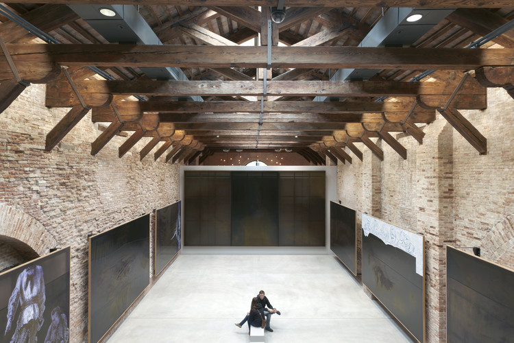 Tadao Ando's Punta Della Dogana Museum Through the Lens of Luca Girardini, © Luca Girardini