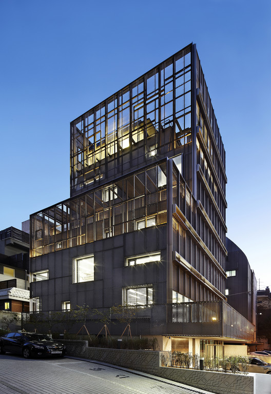 925 Building / JHW IROJE architects&planners, © Kim, Youngkwan
