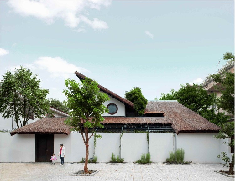 The Country House / 1+1>2 Architects, © Son Vu