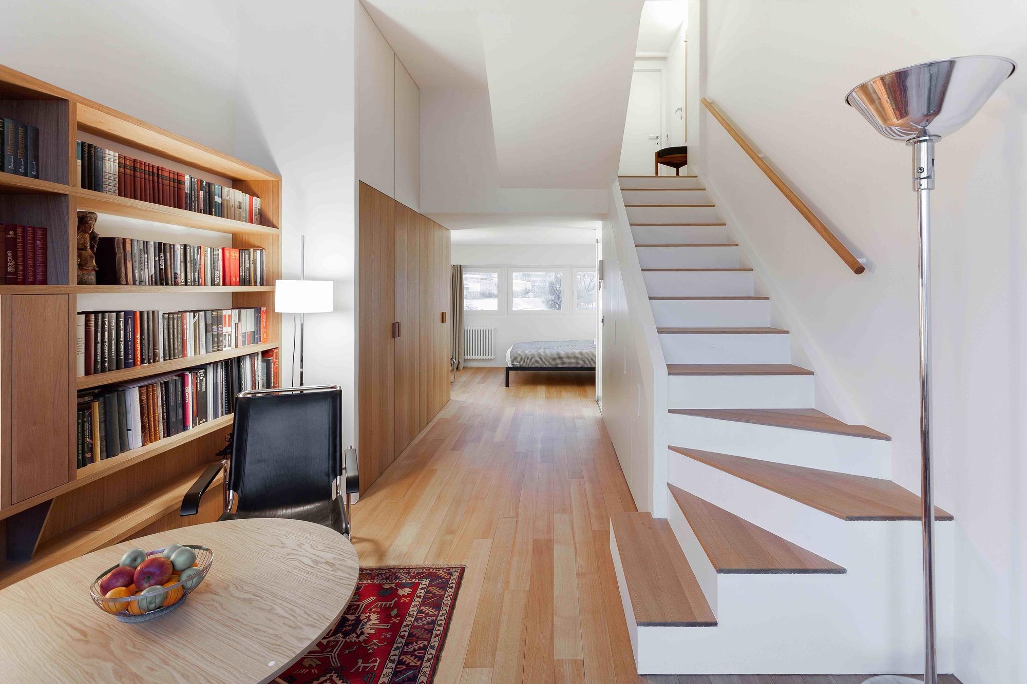 33 m² flat / Studio Bazi