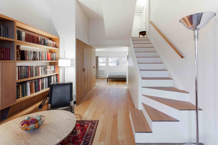 33 m² flat  / Studio Bazi, © Polina Poludkina