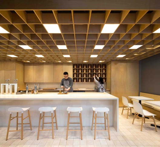 Cha Le Tea Merchant / Leckie Studio Architecture + Design Inc.