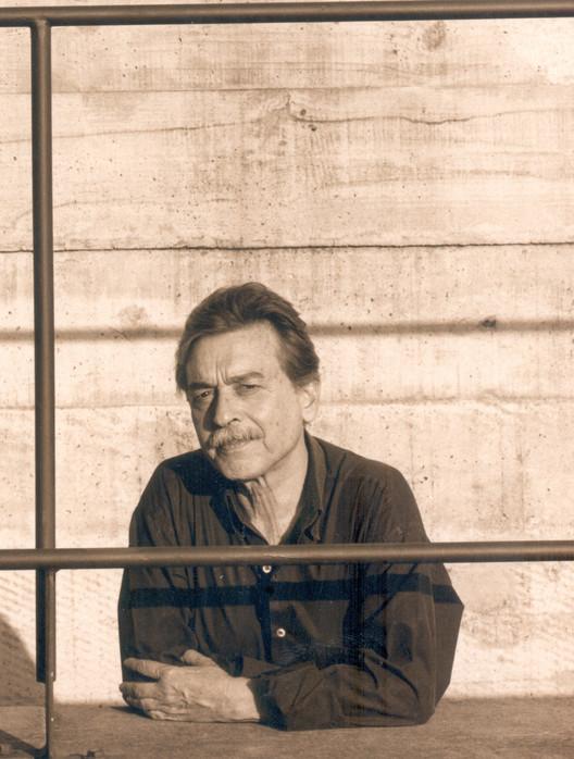 Paulo Mendes da Rocha, Premio Pritzker 2006. Image Cortesía de Paulo Mendes da Rocha Archive