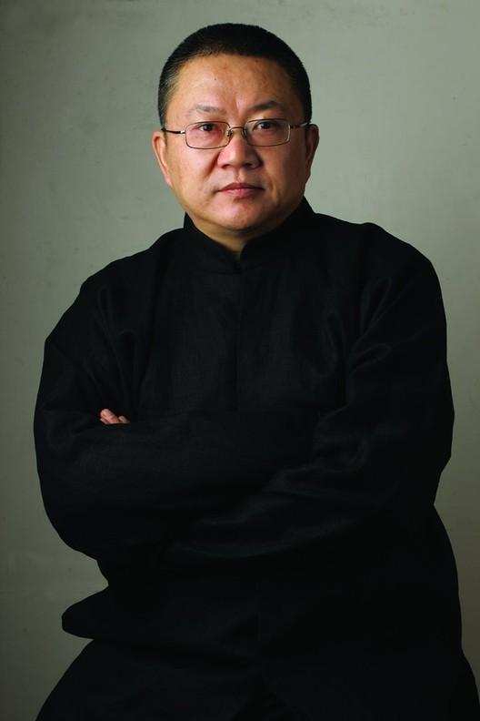 Wang Shu, Pritzker 2012. Image © Zhu Chenzhou