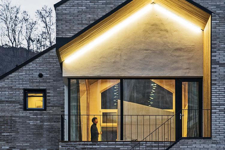 Gwanggyo House  / JYA-RCHITECTS, © Hwang Hyochel