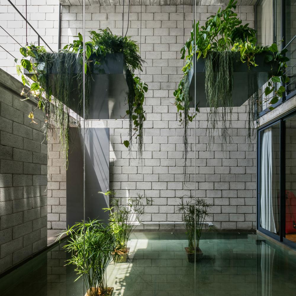 Arquitectura Con Bloques De Cemento: ¿cómo Construir Con