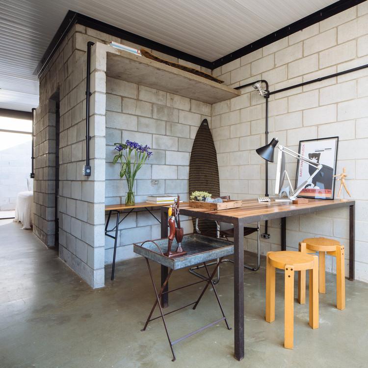 Casa + Estudio / Terra e Tuma Arquitetos Associados. Image © Pedro Kok