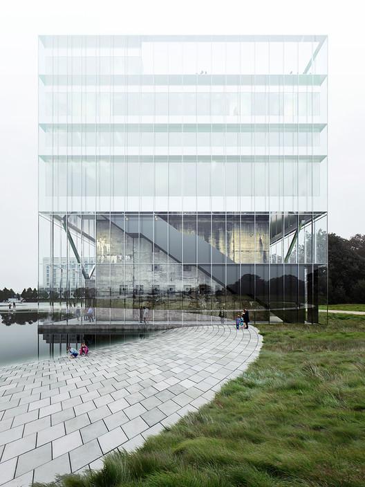Dorte Mandrup diseñará centro de conservación sobre un búnker de la Segunda Guerra Mundial, © Mir