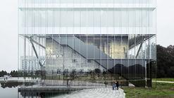 Dorte Mandrup diseñará centro de conservación sobre un búnker de la Segunda Guerra Mundial