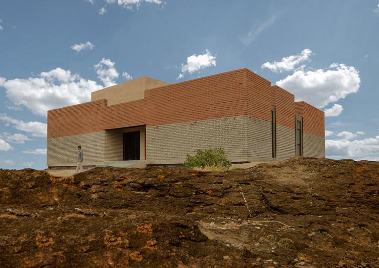 Centro de Treinamento Agrícola / Studio Advaita, Cortesia de Studio Advaita