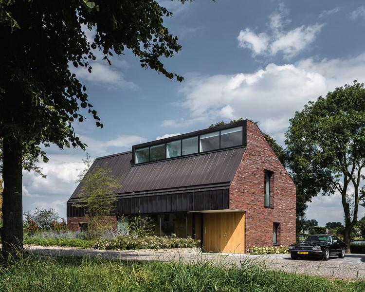 Villa IJsselzig / EVA architecten, © Sebastian van Damme