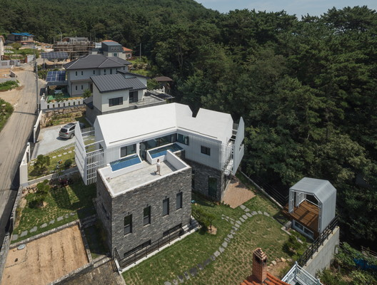 Gimhae Heung-dong House / Architects Group RAUM